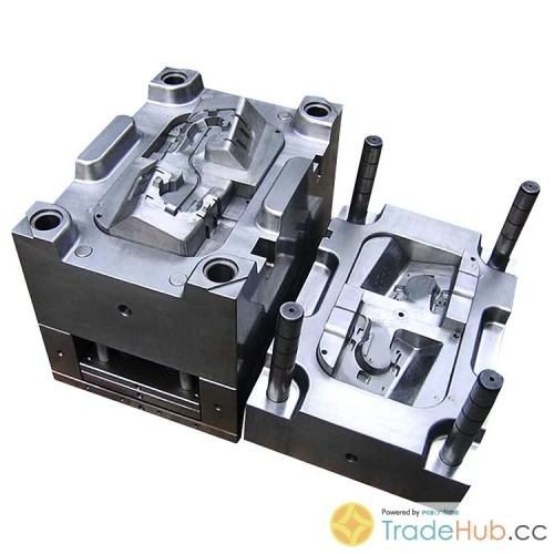 Custom High Precision Plastic Injection Stainless Metal mold