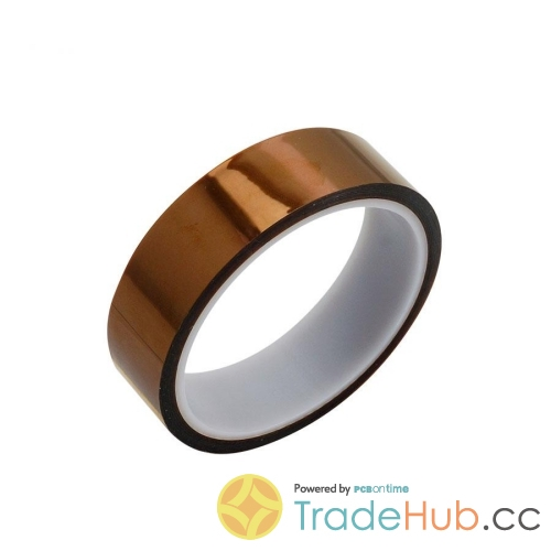 Kapton Tape Insulation Heat Resistant Silicone Adhesive Single Sided Double Sided Polyimide Tape