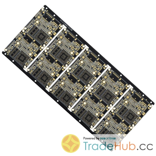 Security Monitoring PCB Blind & Buried Vias ML8 PCB