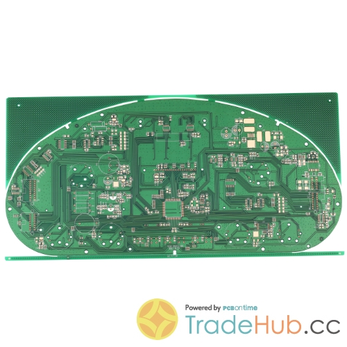 Automotive PCB Car Dashboard OSP Double-sided PCB