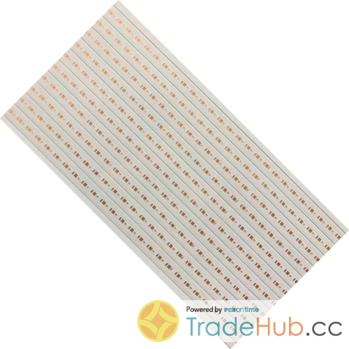 LED Lighting PCB Aluminum Base 1.2M Length 1 Layer IMS PCB