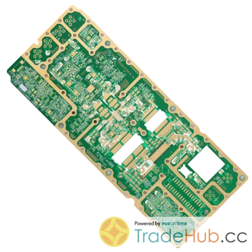 High Frequency RO4350B high TG IT180A ML4 PCB
