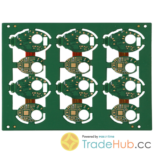 ISOLA PCB 370HR ML10 Rigid-flex PCB