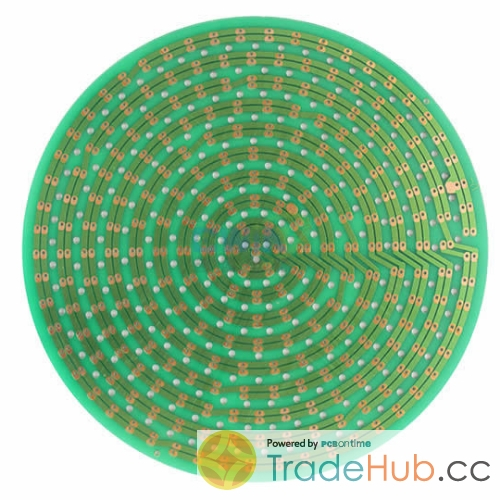 Single-sided pcb with FR-4 material