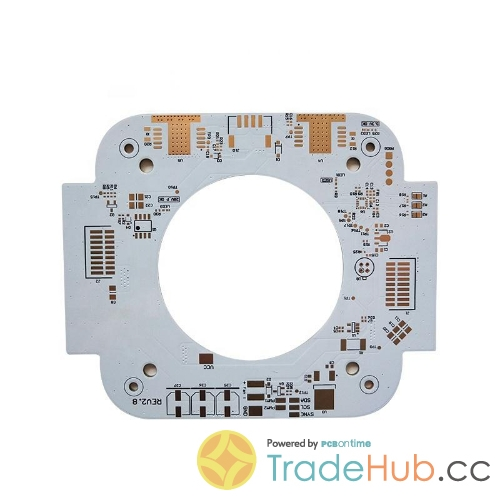 Single-sided PCB with Aluminum Base Material
