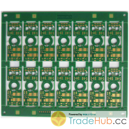 12-Layer TG170 Material 140um Heavy Copper PCB